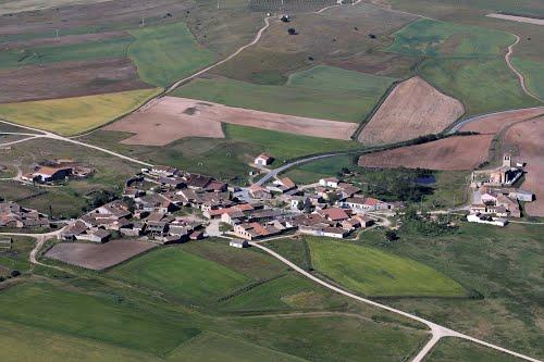 Vista aérea de Pinilla Ambroz