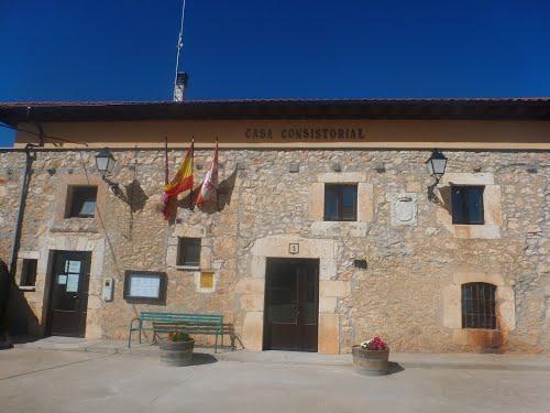 Casa consistorial de Briongos