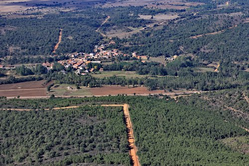 Vista aérea de Zacos