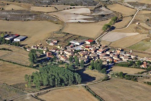 Vista aérea de Tamarón