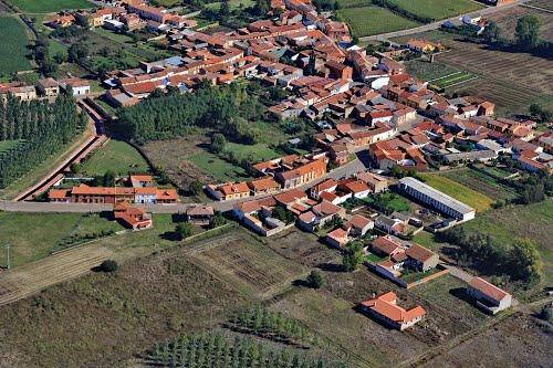 Vista aérea de San Cristóbal de la Polantera