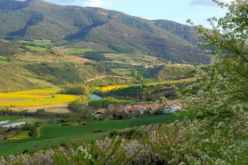 Valle de Echauri (Navarra)