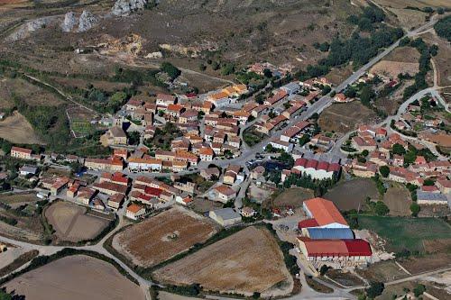 Vista aérea de Montorio