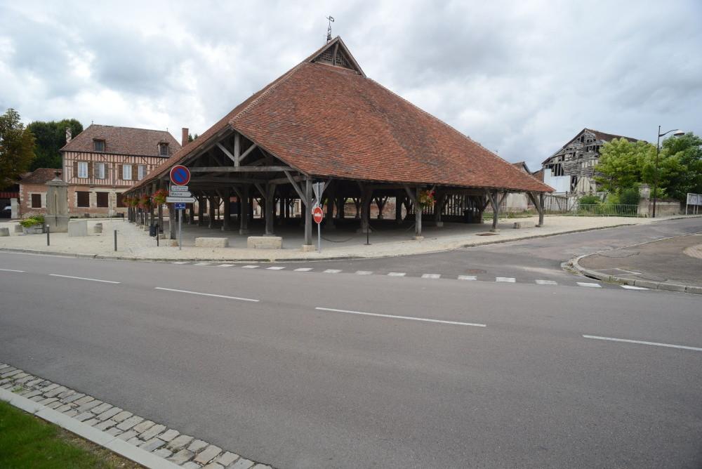 La Halle, Piney, sep-2013