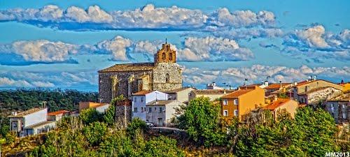 Iglesia de Fuentes de la Alcarria