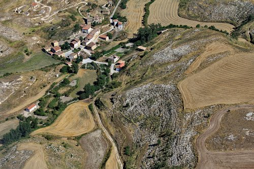 Vista aérea de Loranquillo