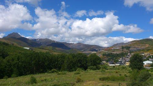 Comarca de la Cabrera, País Llïonés