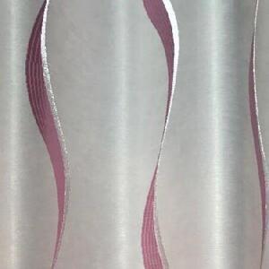 2016新品现货仿真丝提花布提花窗帘门幅2.8米波纹