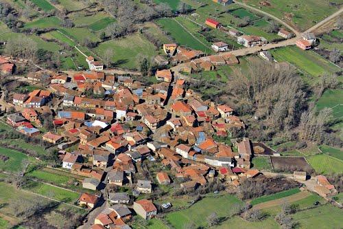 Vista aérea de Tola