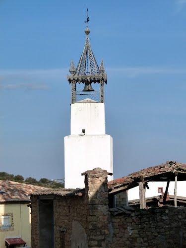 TORREBELEÑA (Cogolludo-Guadalajara). 2014. 135. Torre del Reloj.