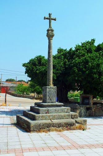 Crucero, Palazuelo de Sayago. Zamora.