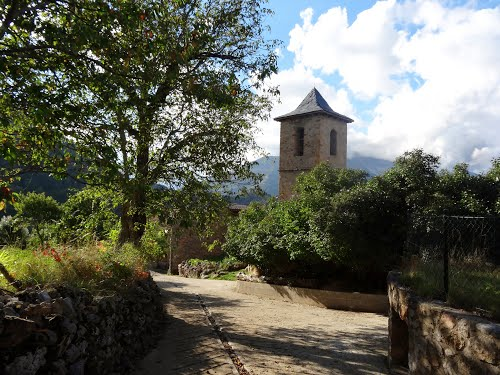 Iglesia de Gabás