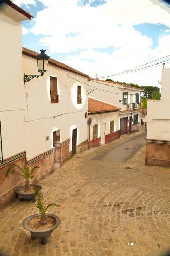 Casco antiguo de Alhaurín de la Torre, pueblo de Málaga