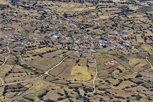 Vista aérea de Luelmo