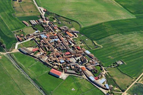 Vista aérea de Villasexmir