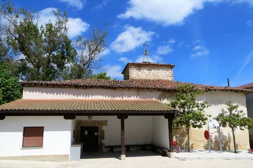 Iglesia de Paul (Álava). País Vasco. España.