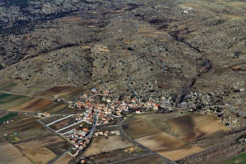 Vista aérea de Muñopepe