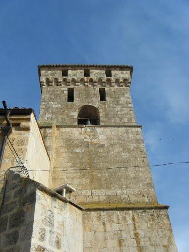 Torre de San Miguel Arcángel. Villovela de Esgueva