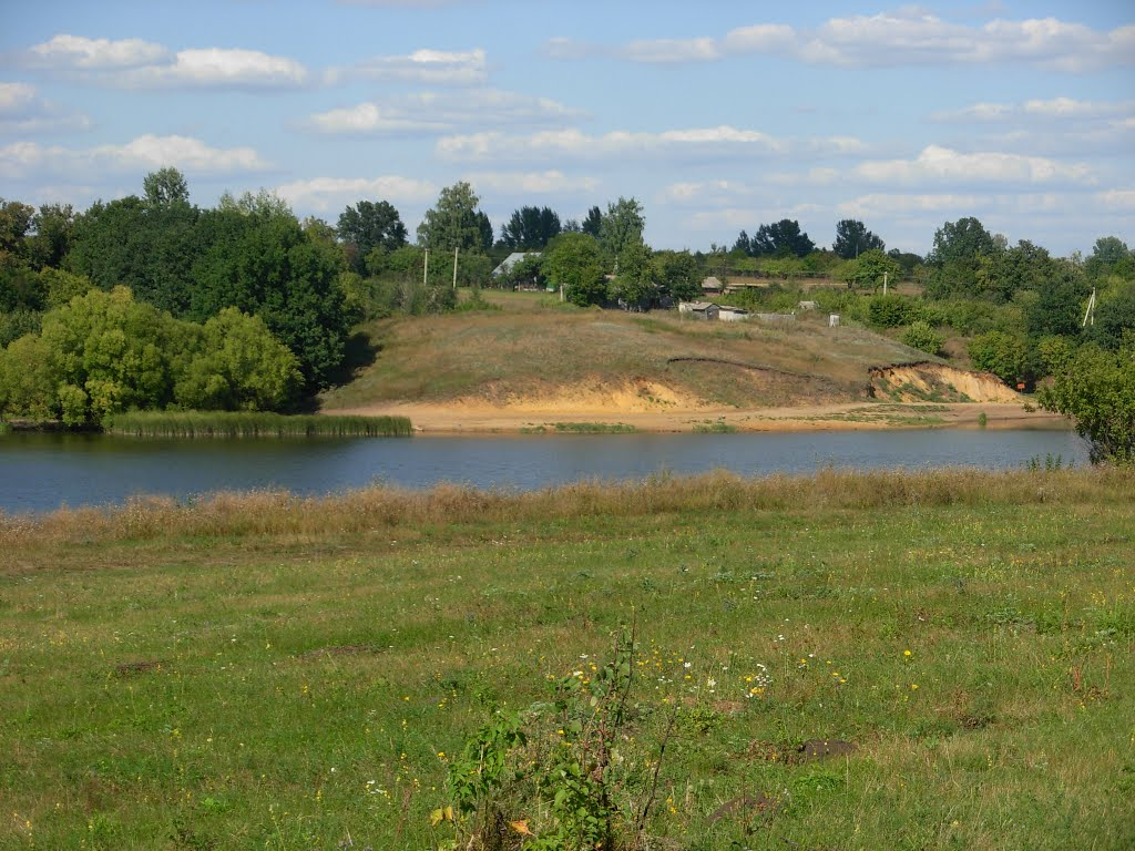 Чубаровский пруд