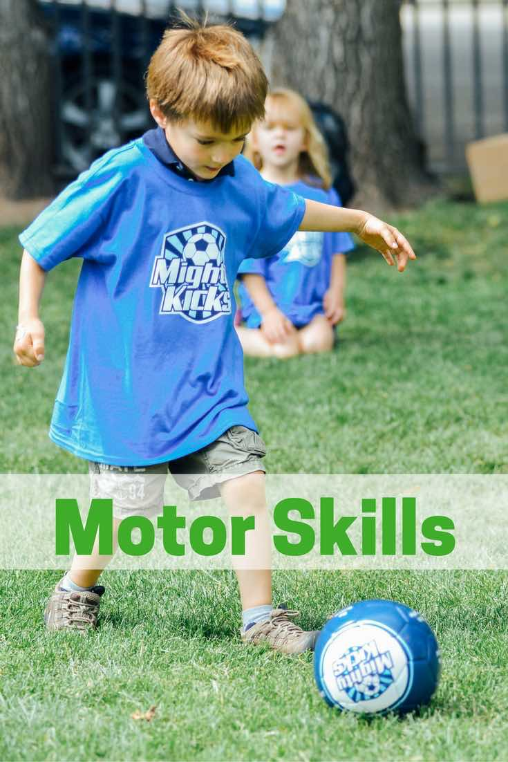 Learn Motor Skills | Mighty Kicks Soccer for Kids