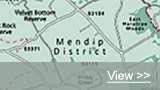 Where are the Mendips?