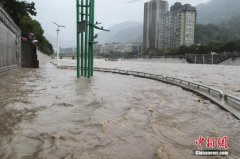 浙江因洪涝灾害造成直接经济损失10.90亿元