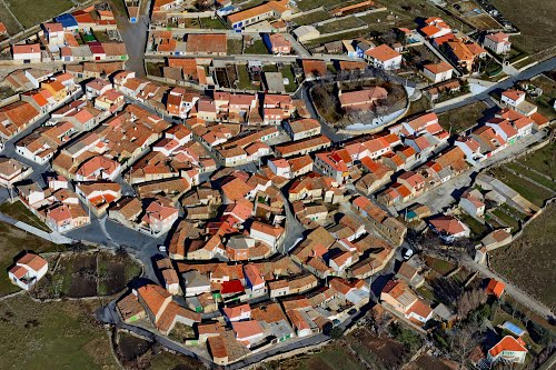 Vista aérea de Balbarda