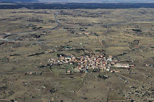 Vista aérea de Narrillos de San Leonardo