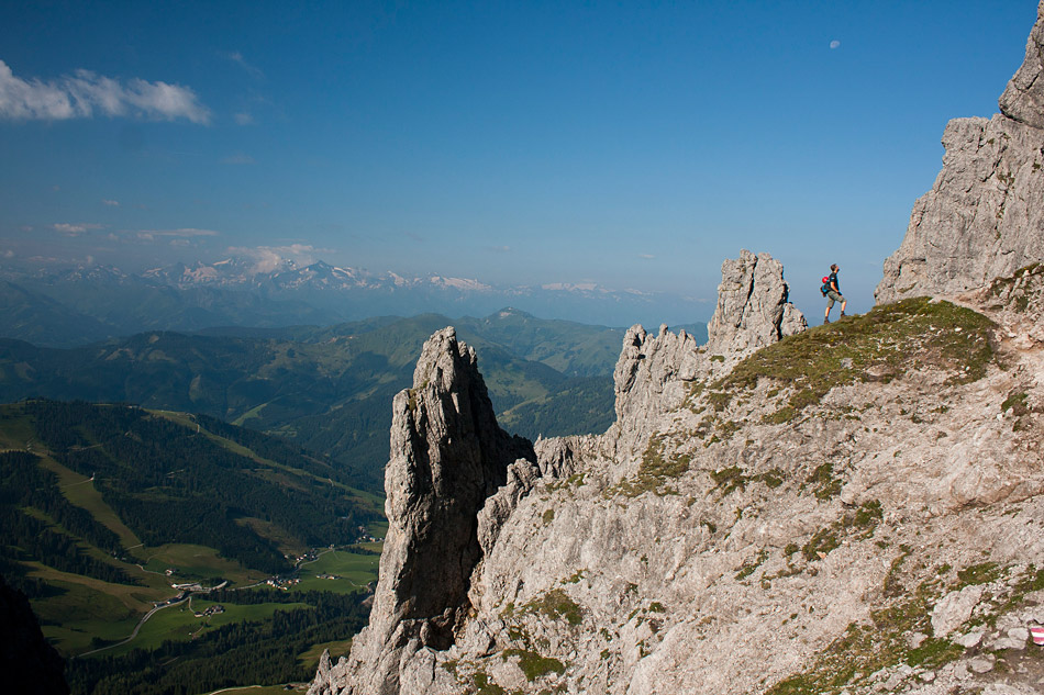 Klettersteig Hochkönig : Königsjodler klettersteig hochkönig mapio.net