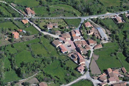 Vista aérea de Martincano