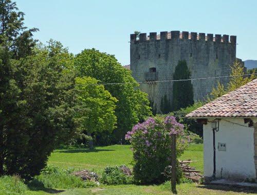 Torre de los Hurtado de Mendoza. Lacorzana.