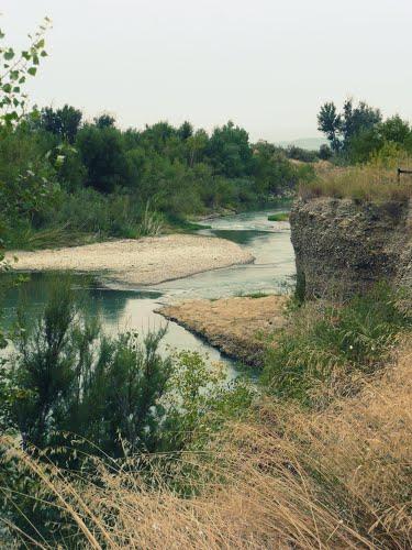 El río Gállego