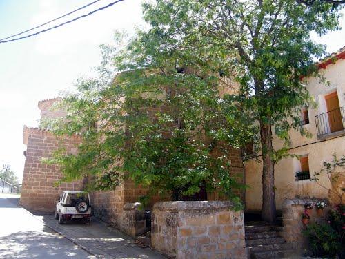 YASO (HUESCA) IGLESIA DE SAN ANDRÉS