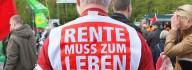 Kanzlerin Merkel will im Streit um die Rente DGB einbinden