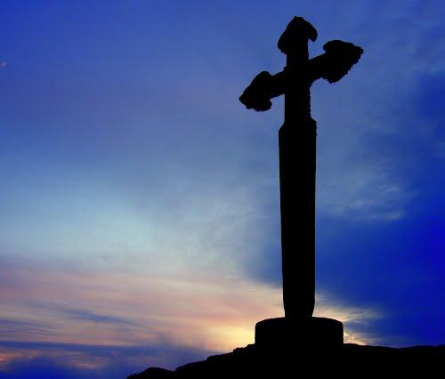 Cruz de Ermelo, Bueu.Pontevedra