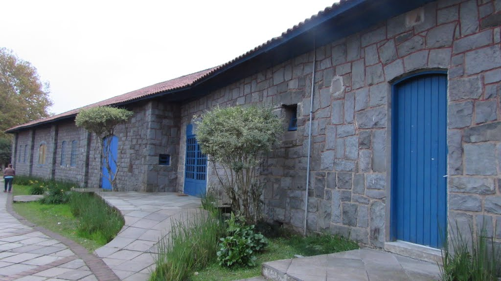 Teatro Casa de Pedra (by Salvio)
