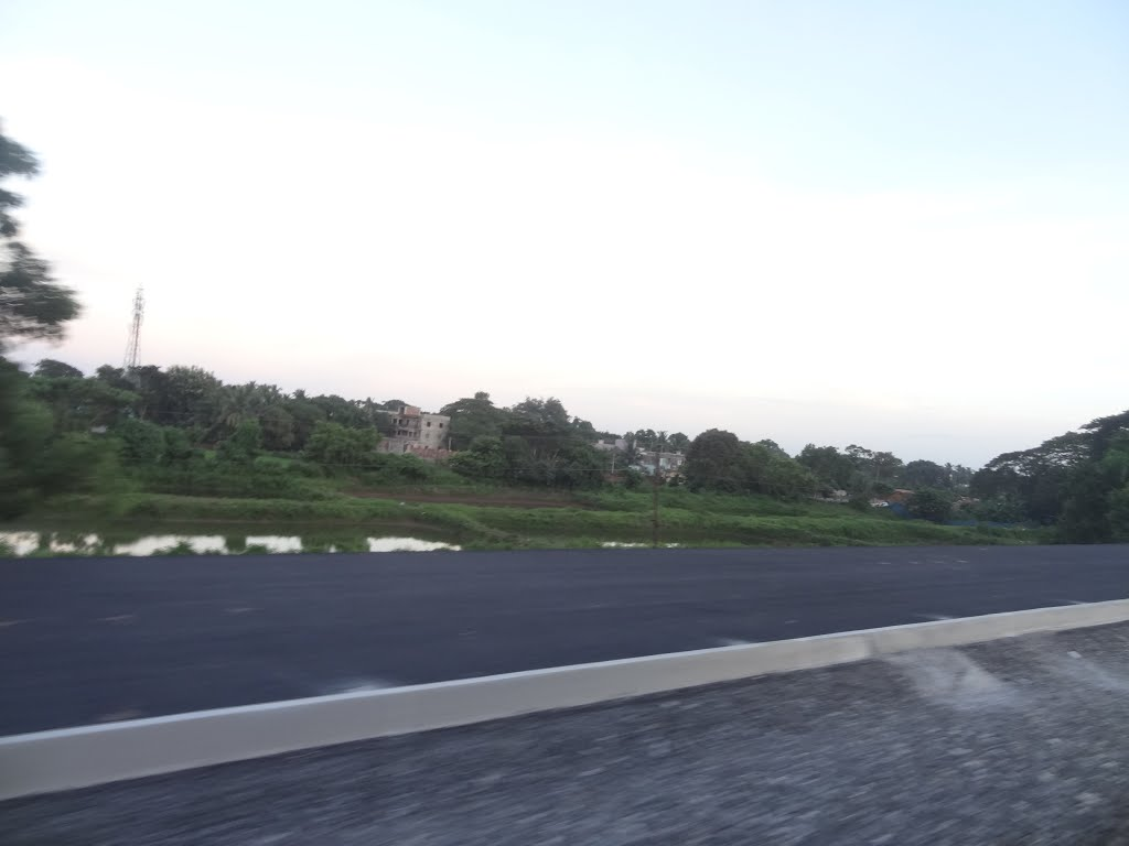 NH-203, Bhubaneswar to Pipili Road, Odisha