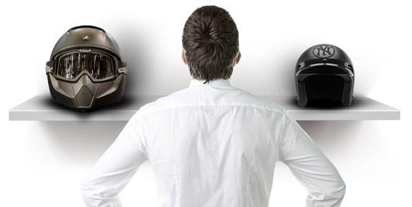 Comment choisir un casque de moto