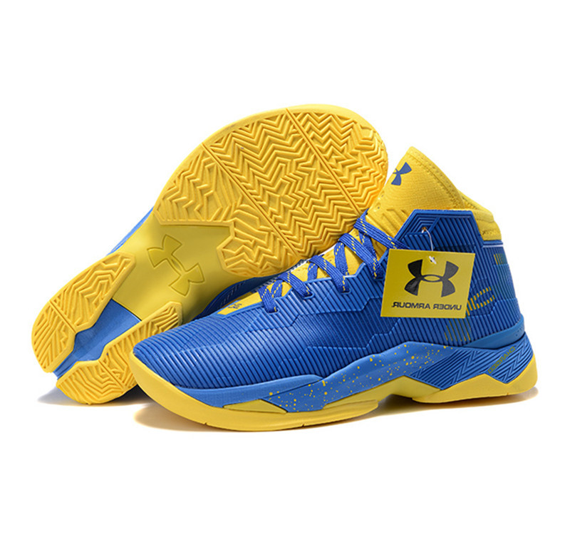 Under Armour Stephen Curry 2.5 Shoes Blue