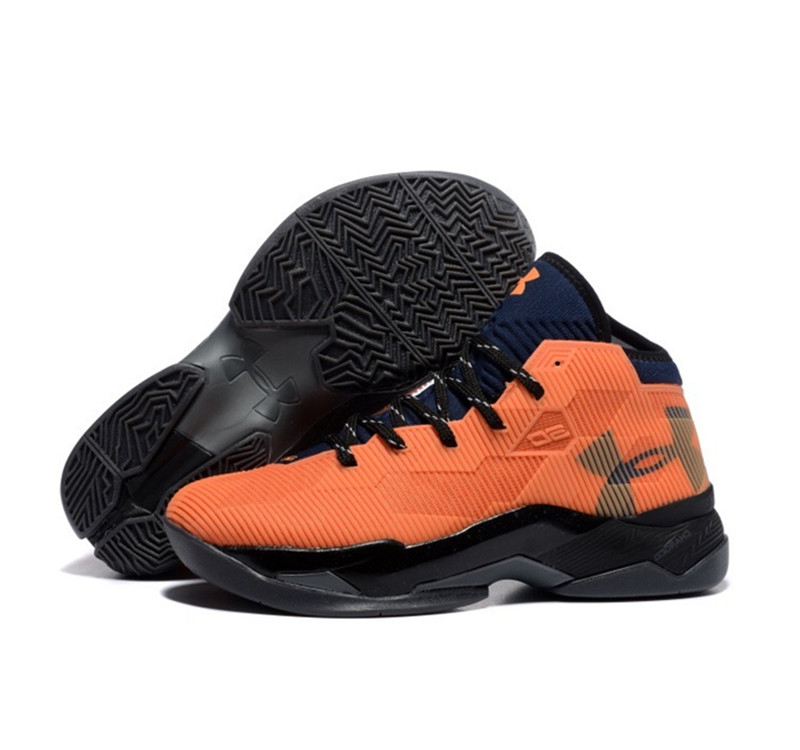 Under Armour Stephen Curry 2.5 Shoes Orange