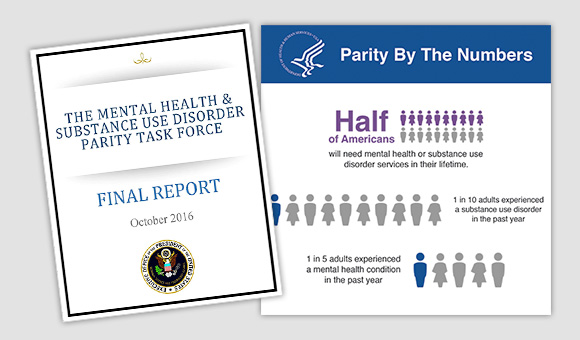 HHS Mental Health Parity Report