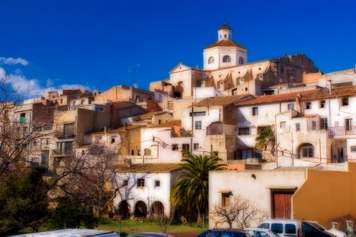 Mont-roig del Camp: the old town