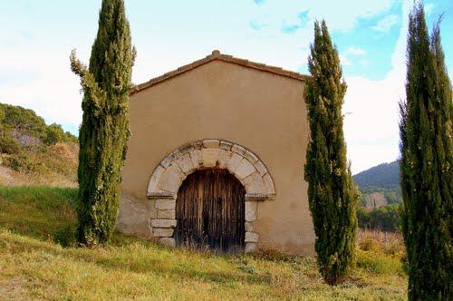 Ermita de Santa Agnes, Les Pobles, Alt Camp