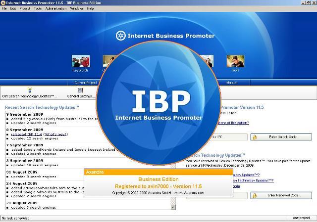 ibp internet buasiness promoter
