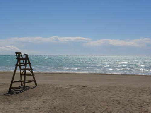 Mare Nostrum. Mar Mediterráneo.