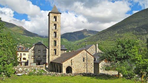 Santa Eulàlia de Erill la Vall.