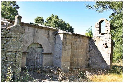 "antigua ermita de ""Peralejo de Arriba"""