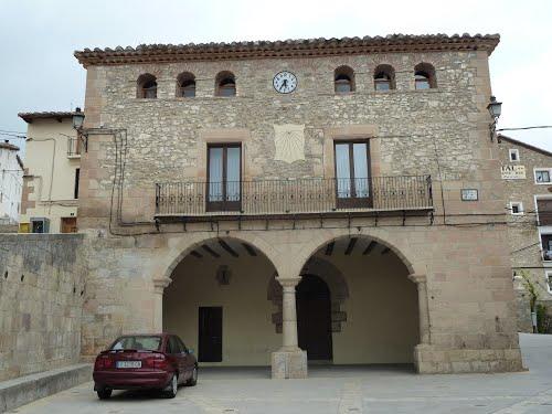 Ayuntamiento - Nogueruelas