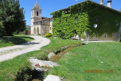 Samiano. Condado de Treviño (Burgos) España.