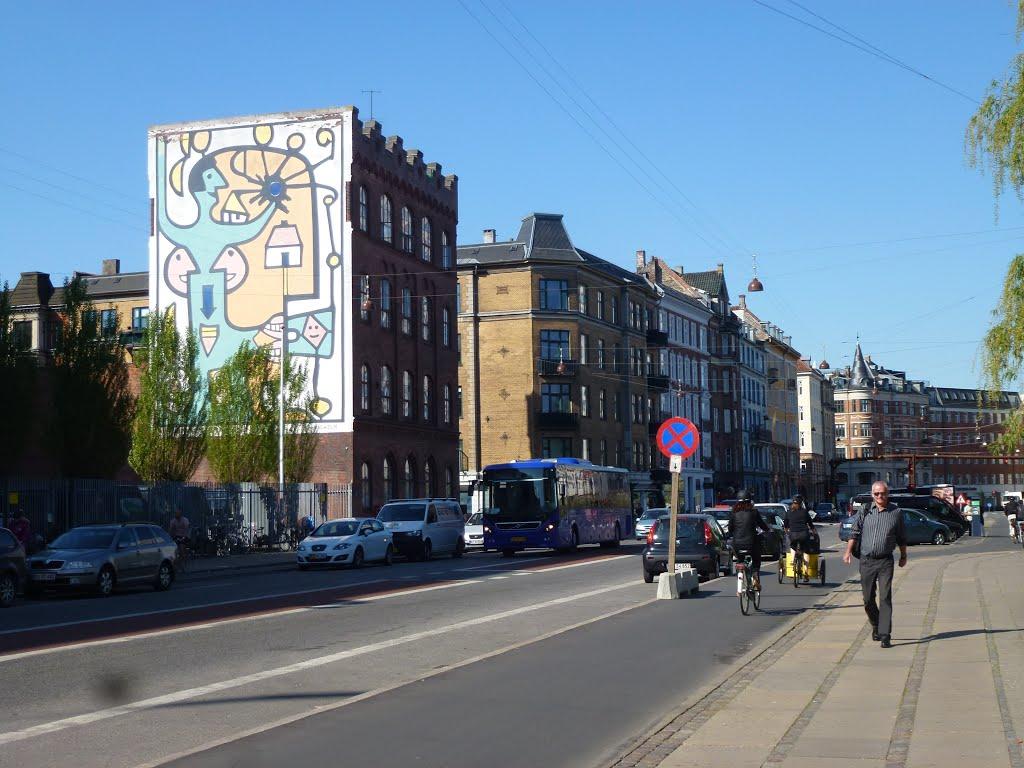 Gammel Kongevej Frederiksberg Kommune Mapionet